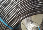 Zinc Coated Steel Bundy Tube Welded , Thickness 4.76mm Round Hollow Tube