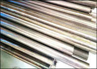 Oil / Gas Industry Cold Drawn Steel Tube High Precision With Galvanized Surface