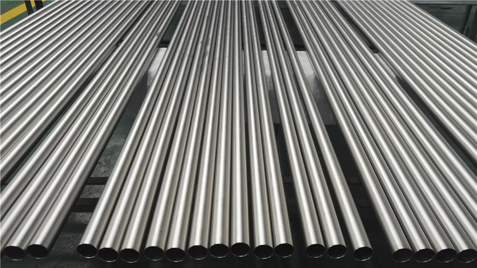 High Strength Cold Finished Seamless Tube For Thermal Power Engineering