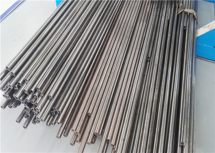 Black Phosphated Bright Annealed Tube ,  DIN2391 Cold Drawn Welded Tubes